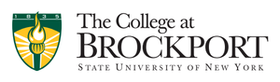 The college at brockport logo