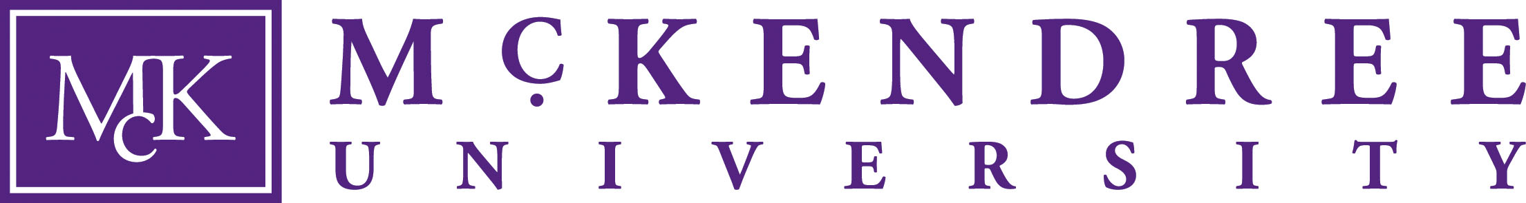 Mckendree primary logo