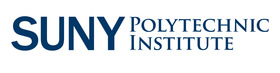 Suny polytechnic institute wordmark blue