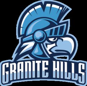 Granitehills profilemascotwithtext