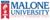 Malone logo