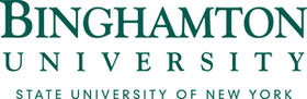 Logo of binghamton university  state university of new york