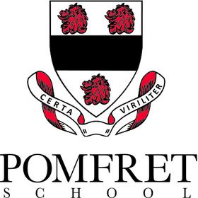 Pomfretschool vertical logo