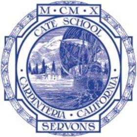 Cate school logo