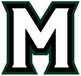 Logo block m white
