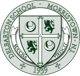Delbarton school seal
