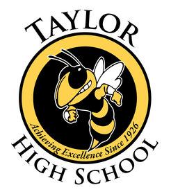 Taylor hs entrance circle