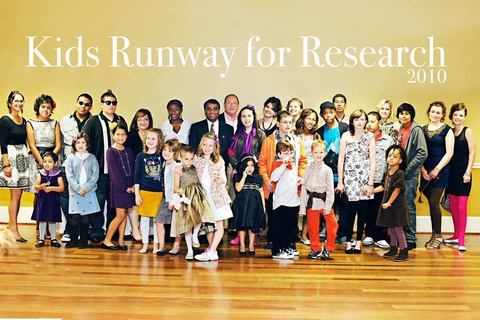 Kids runway for research 1