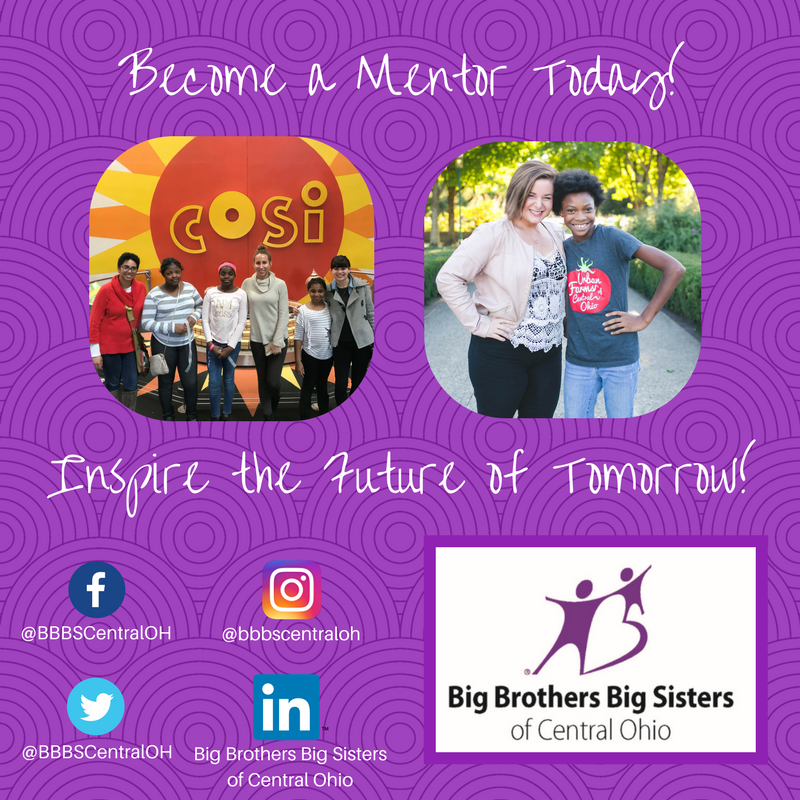 Become a mentor today!