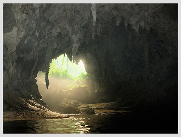 Canderlaria cave