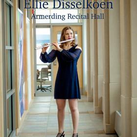Ellie sophomore recital poster 2 2018
