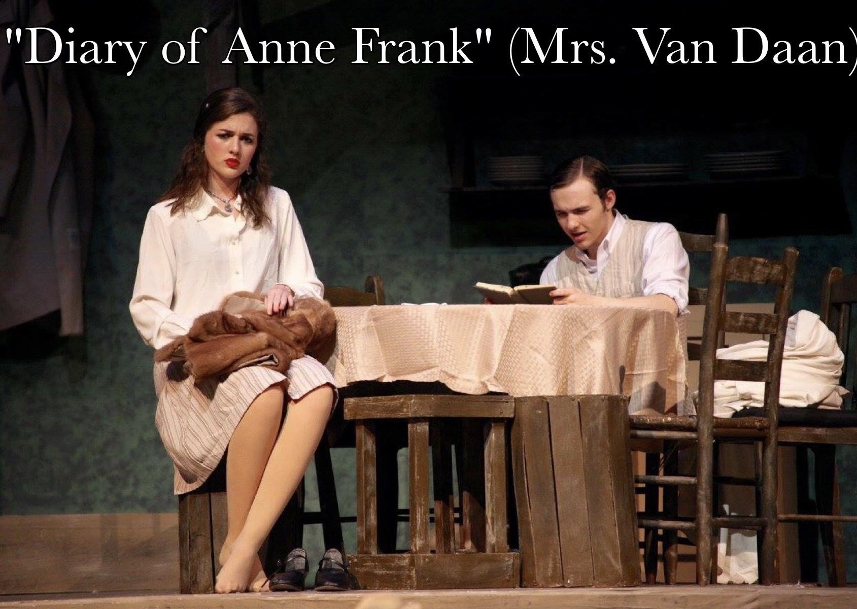 Diary anne frank 1