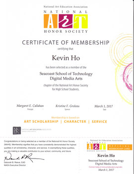 Nahs membership