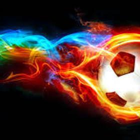 Amazing soccer ball