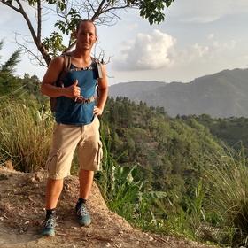 Me in jamaica