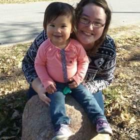 Alena and i