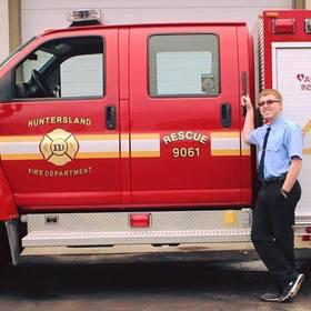 Fire senior
