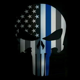 Thin blue line wallpaper images wsw10213268