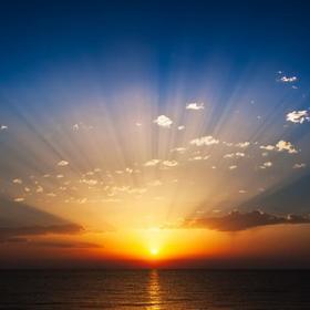 Haiku sunrise