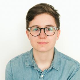 Square profile photo
