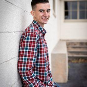 Zach senior pic