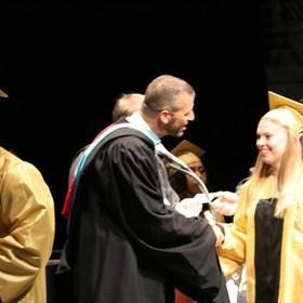 Graduation picture 1