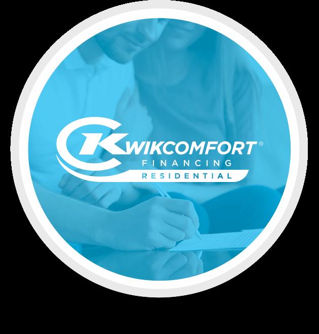 Rheem KwikComfort Financing Picture
