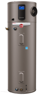 hybrid electric water heaters for your home rheem