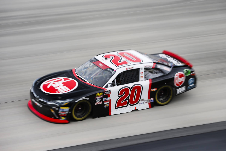 10/06/18 NASCAR Xfinity Series, The Bay Harbor 200, Dover International Speedway, Christopher Bell, Joe Gibbs Racing, Toyota Camry, Rheem, Win