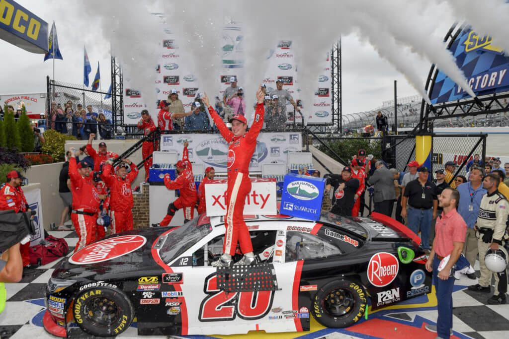 Rheem And Christopher Bell Look To Continue Success In