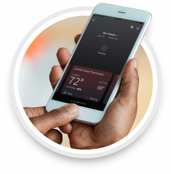 Upgrade your Smart Home with EcoNet® and Rheem Smart Air and