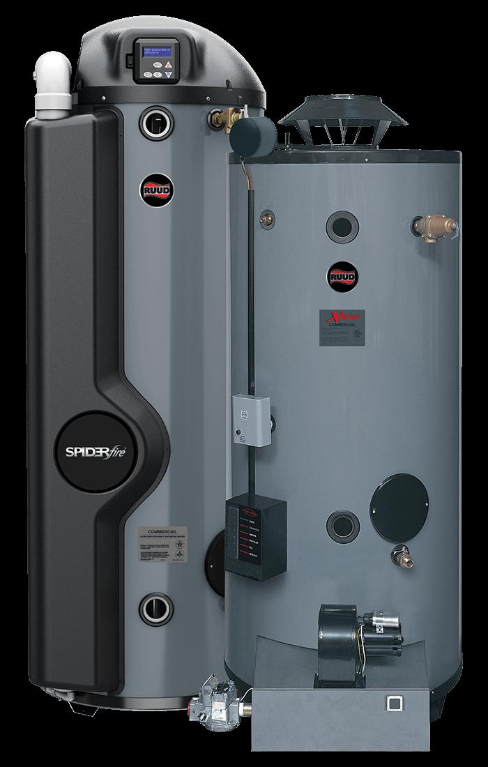 Ruud Water Heater