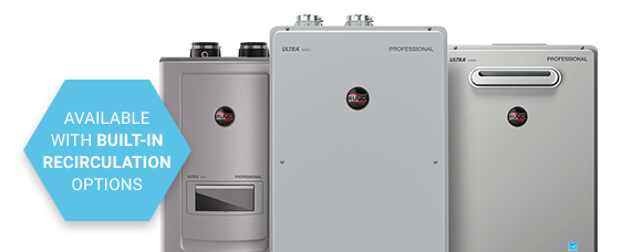 Ruud Tankless Water Heaters