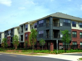 Wesley Village Apartments In Charlotte Nc