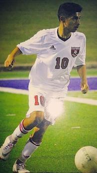 Jonathan Gonzalez's Men's Soccer Recruiting Profile