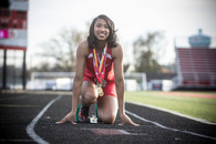 Nina Ward's Women's Track Recruiting Profile