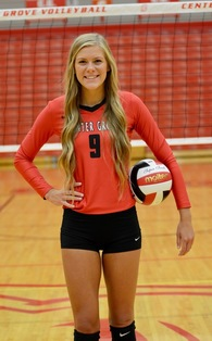 Emma Jones's Women's Volleyball Recruiting Profile