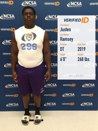 Justen Ramsey's Football Recruiting Profile