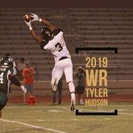 "Rodney ""Tyler"" Hudson's Football Recruiting Profile"