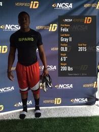 Felix Gray II's Football Recruiting Profile