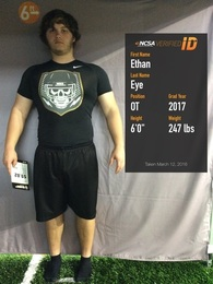 Ethan Eye's Football Recruiting Profile