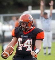 Tyler Martin's Football Recruiting Profile