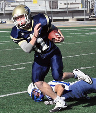 Jake Meixler's Football Recruiting Profile