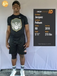 JacQuez Pelham's Football Recruiting Profile