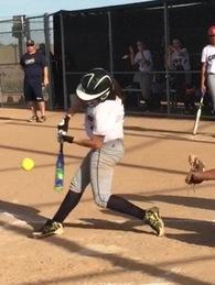 Melissa Lundberg's Softball Recruiting Profile