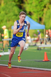 Connor Meehan's Men's Track Recruiting Profile