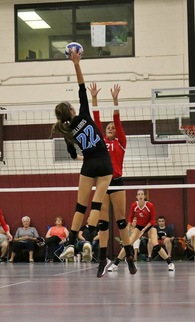 Jennifer Williams's Women's Volleyball Recruiting Profile