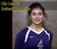 Lily Landis, AVCA Phenom Setter's Women's Volleyball Recruiting Profile