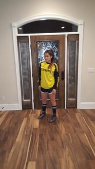 Aryss Gomez's Women's Soccer Recruiting Profile