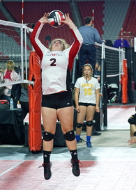 Ellie Coulter's Women's Volleyball Recruiting Profile